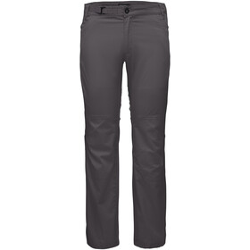 Black Diamond Credo Pantaloni Uomo, carbon